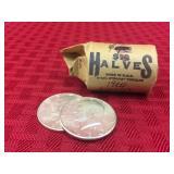 19 1964 Kennedy Silver Half Dollars