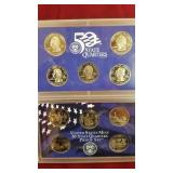 3 Proof Sets: 1976, 2003 and 2006