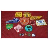 National Rifle Association Patches and 5 Mason