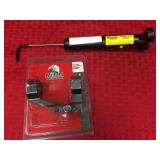 2 firearm items, Wheeler trigger pull scale,
