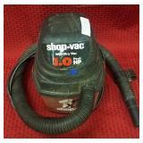 Shop Vac 1.0 wet dry vac powers on