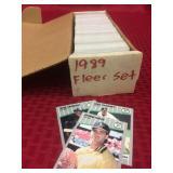 4 Baseball Card Sets. One 1987 Topps, one 1988