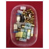 Firearm misc items, 3 12 ga choke tubes and tool,