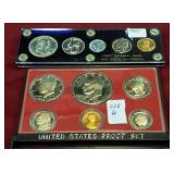 2 Proof Sets: 1960 and 1976