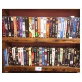 LOT, VHS movie tapes,  see picts for titles