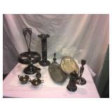 LOT, silverware, various pieces