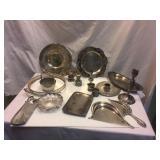 LOT, silverware pieces