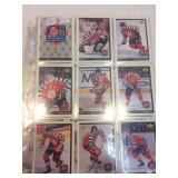 Hockey cards, 1992, McDonalds, Upper deck