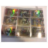 1995 hockey cards, holographs, mcD 40 cards