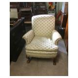 old armchair, great condition, very comfy