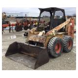 Bob Cat Model 843 Skidsteer w/Bucket