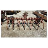 7 Row Cultivator