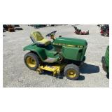 John Deere 318 48 In Riding Mower