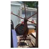 Antique Yarn Winder