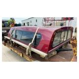 Camper Shell off 1996 Dodge Truck