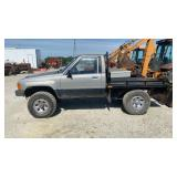1987 Toyota Pick up Truck RN63 STD