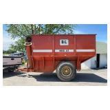 A & L Model 425 Grain Cart