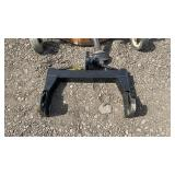 Quick Hitch for sub compact tractor