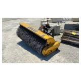Sweepster Parking Lot Sweeper