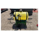 55 gallon 3 point hitch tractor sprayer