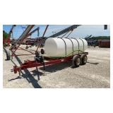 Ag Systems Inc  AG 1000 Fertilizer Tank