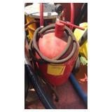40lb pressurized Sand Blaster