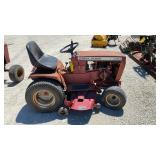 (4) Wheel Horse Riding Mowers for Parts