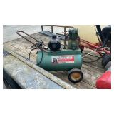 Sears 3/4 Horse Air Compressor
