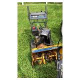 Cub Cadet Steerable Trac Snow Blower