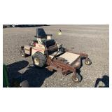 GrassHopper 718K ZT Mower 48""
