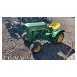 John Deere 112 Tractor