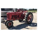IH H Tractor