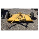FMC Pull-Type Rotary Mower
