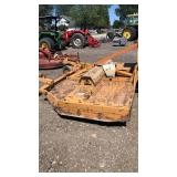 Woods 121 Twin Cadet rotary mower