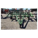 9 shank chisel plow