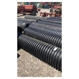 Choice Black Field Tile Pipe
