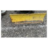 Hydraulic snow blade/ John Deere 300 series