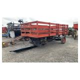 Trailer wagon