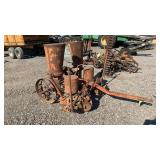 Allis Chalmers 2 row planter