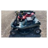 12.5 HP Craftsman rear engine riding mower 30""