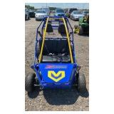 Manco Power Sports Z Force Go Cart