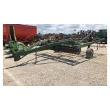 Glencoe Soil Saver 9 shank w/ Harrow