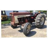 606 International Tractor
