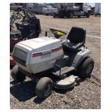 "White FSat-14 42"" riding mower"