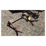 Fast Hitch for Farmall Super C