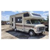 1987 Winnebago Industries Minnie Win Motor Home