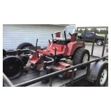 "Country Clipper SR1200 60"" ZT Mower"