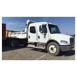 2009 Freightliner Dump Truck Business Class M2