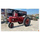 Farmall Model C Tractor