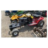 Builder Stretched Mower